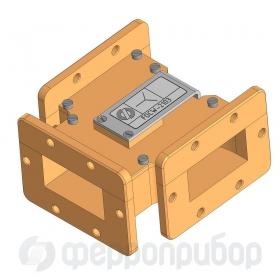 Ферритовый волноводный циркулятор С-BAND FDCW-2103 ФВЦН2-57А
