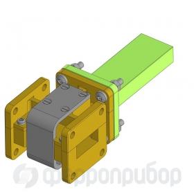 Ферритовый волноводный циркулятор С-BAND ФВВН2-88А  FDIW-2106