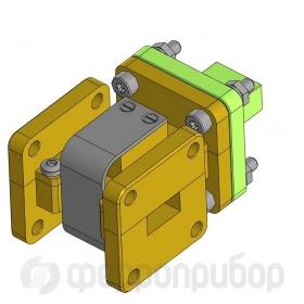 Ферритовый волноводный циркулятор С-BAND ФВВН2-90А  FDIW-2108