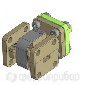 Ферритовый волноводный циркулятор С-BAND ФВВН1-132А  FDIW-2109