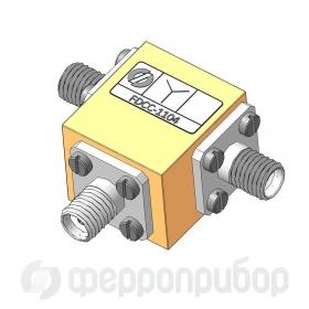 Ферритовый коаксиальный циркулятор Ku-BAND  FDCC-1104S ФКЦН2-132Б