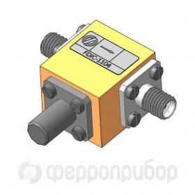 Ферритовый коаксиальный вентиль Ku-BAND  FDIC-1104 ФКВН2-133Б
